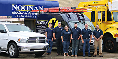 About Noonan Electrical Services